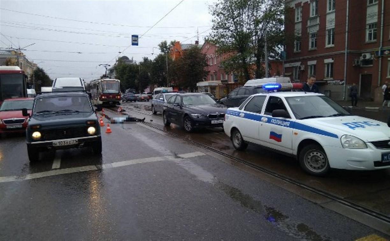 В Туле разыскивают очевидцев наезда на школьника на улице Октябрьской