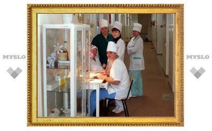 3,4 млрд рублей будет потрачено в 2012 году на здравоохранение в Тульской области