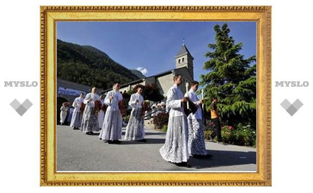 Швейцария: монахи-капуцины позвали одиноких банкиров в свои ряды