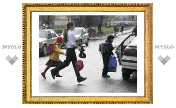 """Каждый день в Туле """"наезжают"""" на пешеходов"""