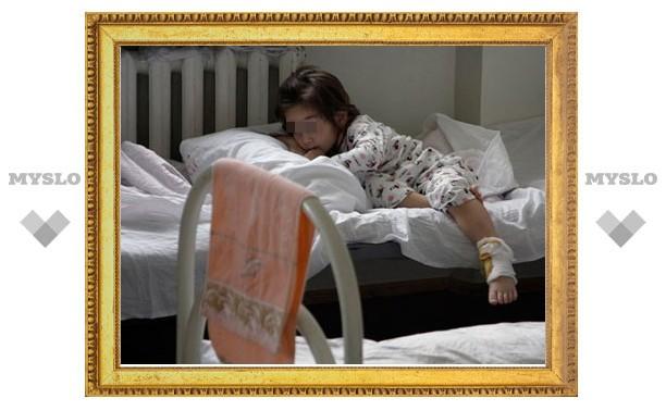 Тульские гаишники навестят пострадавших в ДТП детей