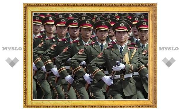 Личный состав японской армии попал в руки рекламщиков