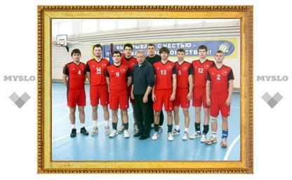 Тульский «ТулГУ» выходит на волейбольный старт