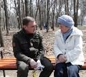 Музыка, настольные игры и беседки: Алексей Дюмин рассказал тулякам о развитии Рогожинского парка