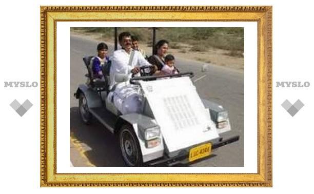 В Индии появится музей автомобилей
