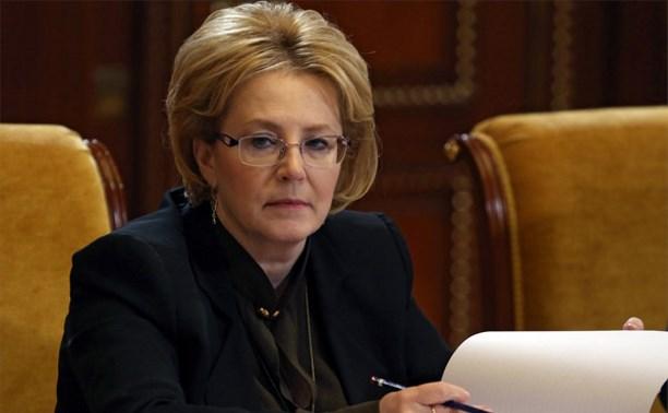 Министр здравоохранения РФ: «У каждого врача должен быть планшет»