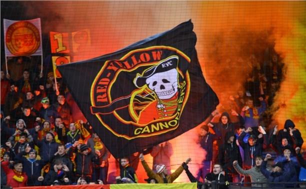 Футбольных фанатов будут выгонять со стадионов за мат