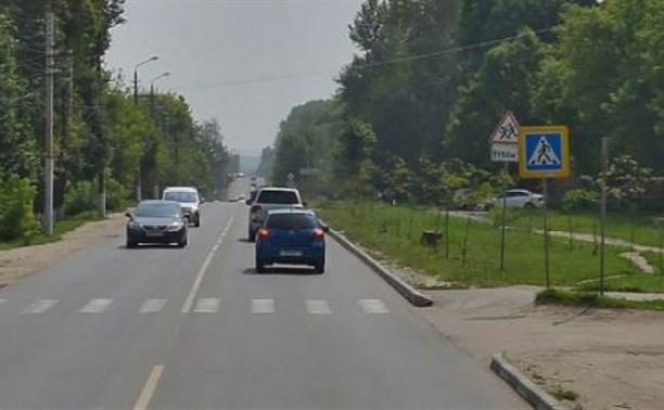 В Туле на улице Кутузова установят еще один светофор