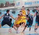 «Тула» выиграла баскетбольное дерби у «Тулы-ЩекиноАзот»
