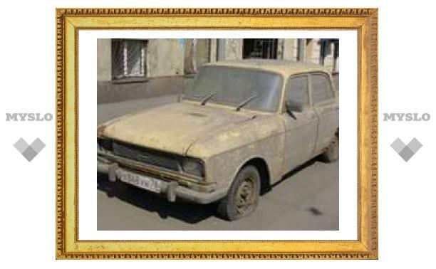 В Москве с 9 апреля будут искать грязные машины