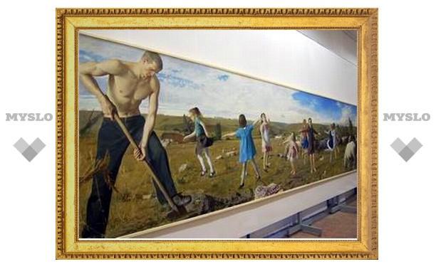 Выставка тульского художника открывается в Липецке