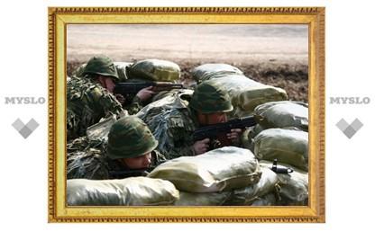 Под Тулой развернулись военные действия