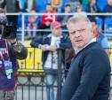 Экс-тренер «Арсенала» Сергей Кирьяков напал на журналиста