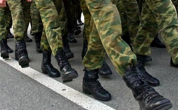 Задержан туляк-срочник, который сбежал из калининградской части