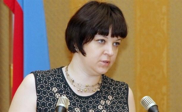 Оксана Осташко стала министром образования Тульской области