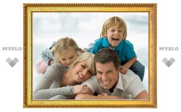 В Туле подведены итоги конкурса «Семья года-2010»