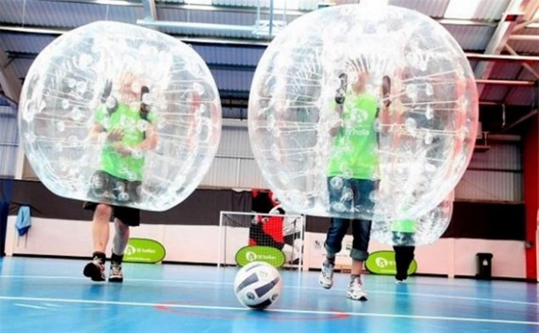 Соревнования по бамперболу в Туле перенесли