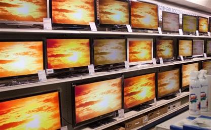 Телевизоры без маркировки энергоэффективности запретили к продаже