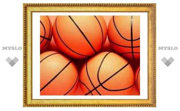 Тульские баскетболисты снова проиграли