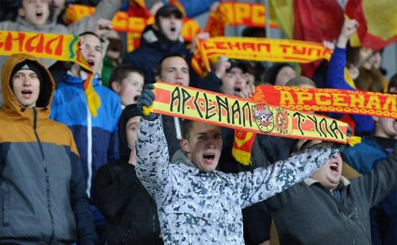 В последнем домашнем матче этого года «Арсенал» проиграл «Томи»: 1:2