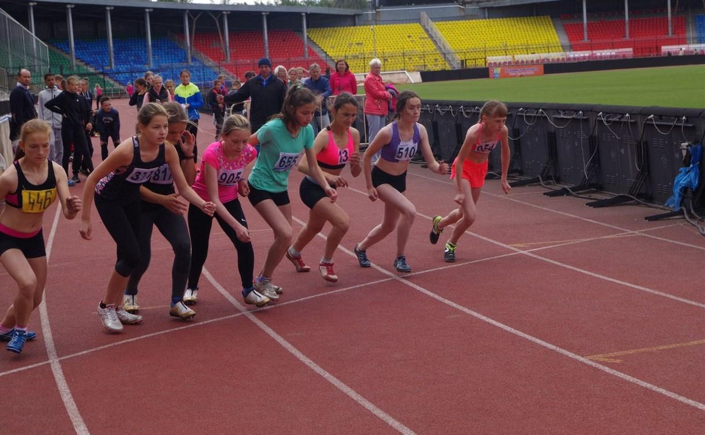 В Туле прошли соревнования по легкоатлетическому четырехборью «Шиповка юных»
