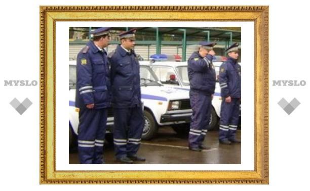 Тульским милиционерам готовят подарки