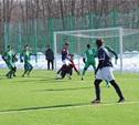 В Туле стартовал футбольный турнир «Снеговик»