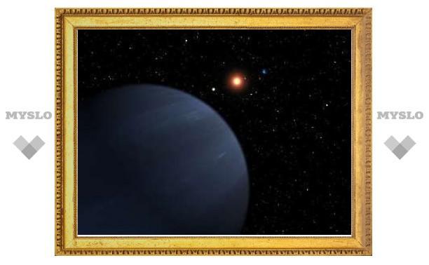 Астрономы нашли необычную планету в обитаемой зоне