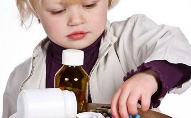 В Тульской области дети отравились лекарствами и жидкостью для розжига