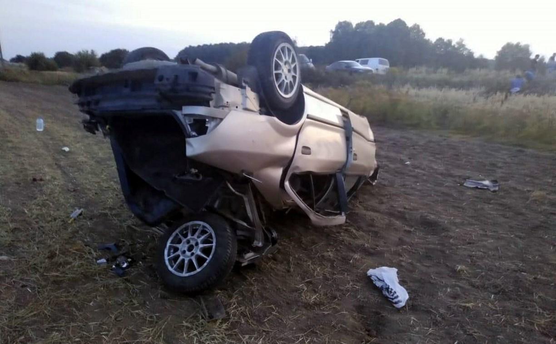 Под Тулой в страшном ДТП погибла молодая женщина