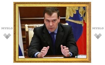 Медведев обвинил режим Бакиева в коррумпированности и клановости