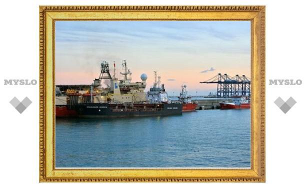 В Испании арестовано российское судно