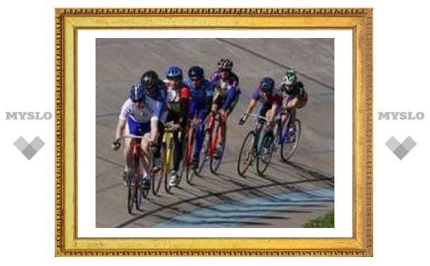 Тульские велогонщики лучшие в России
