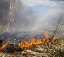 В Ефремовском районе сохраняется четвертый класс пожарной опасности