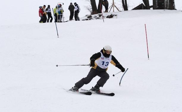 Тульские горнолыжники вновь вышли на старт