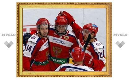 Российская молодежка забросила чехам пять шайб
