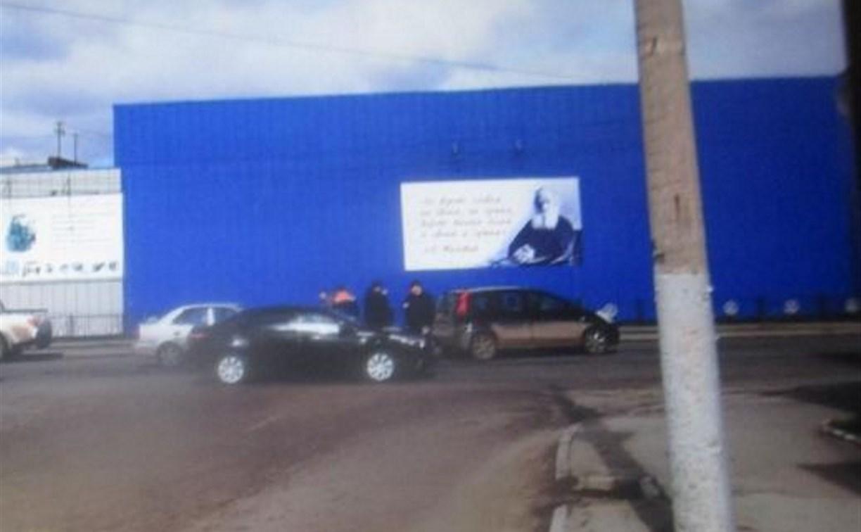 В Туле в ДТП на ул. Мосина пострадал ребенок