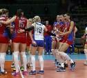Сборная России по волейболу вышла в четвертьфинал олимпийского турнира