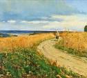 В музее Крылова открывается вернисаж окских пейзажей