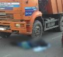 Пенсионерка, насмерть сбитая КамАЗом, переходила дорогу на красный свет