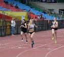 Тульские легкоатлеты разыграли медали чемпионата и первенства области