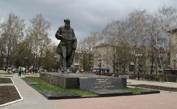 В Туле отремонтируют фонтан в сквере Л.Н. Толстого