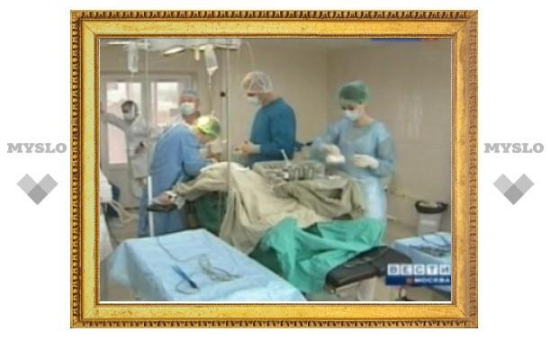 Хирурги ПМГМУ имени Сеченова вернули пациенту нижнюю челюсть
