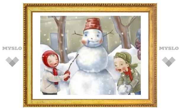 Ночью Тулу припорошит снежком