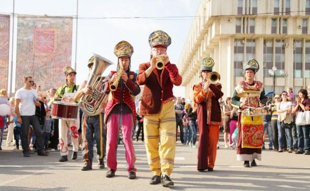 На День города – 2015 туляков ждут мини-регата, фестиваль воздушных шаров и парад флешмобов