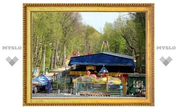 Тульские парки приведут в полный порядок