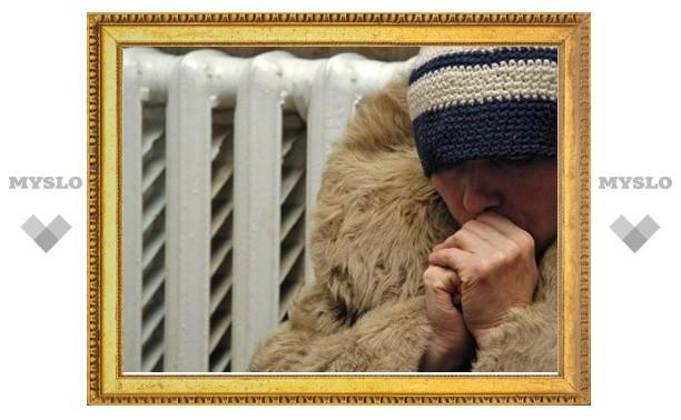 Пять домов без тепла оставила коммунальная авария