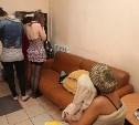 Тульские полицейские накрыли бордель