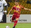 Болельщики смогут задать вопросы канониру Денисову