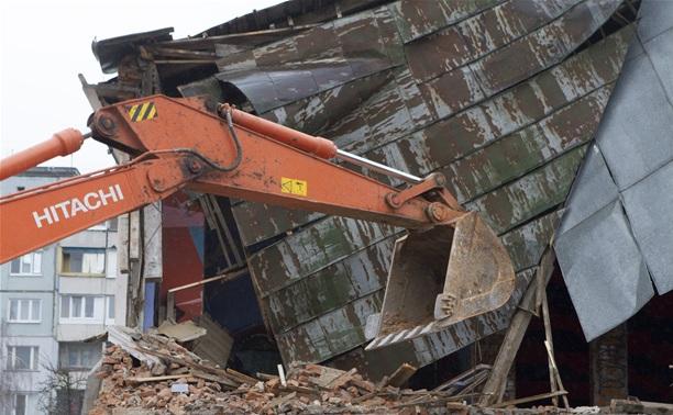 В Центральном районе снесут 6 аварийных домов
